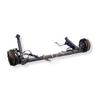 Axle Assembly, Rear
