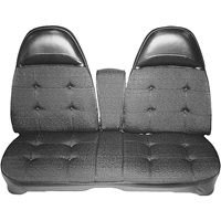 Third Seat, SW Van
